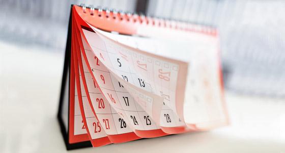 Calendrier Paiement Rsa 2019.Msa Dates De Versement De Votre Retraite