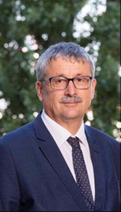 Pascal Cormery, Président de la CCMSA - crédits : CCMSA